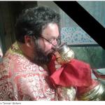 Father Stoyan Ivanov Stoyanov from Dobrich Holy Trinity Church passed away