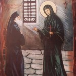 St. Euphemia(III century) martyr who prooved Monophysitism is heresy visit Elder Paisios